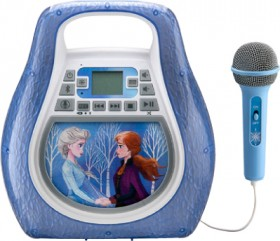 Frozen-II-Bluetooth-Karaoke on sale