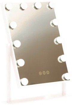 NEW-Homedics-Illuminated-Glamour-Vanity-Mirror on sale