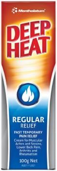 Deep-Heat-Regular-Relief-100g on sale