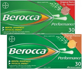 Berocca-Selected-Performance-30-Effervescent-Tablets-Products on sale