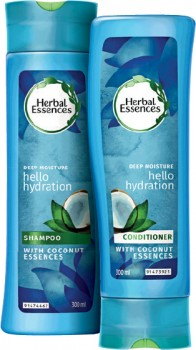 Herbal-Essences-Selected-Shampoo-or-Conditioner-300mL-Products on sale