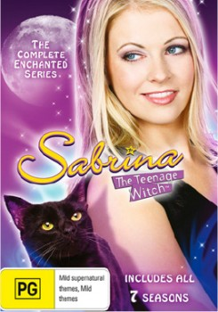 Sabrina-The-Teenage-Witch-The-Complete-Series-DVD on sale