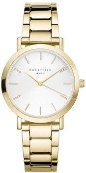 Rosefield-Tribeca-Gold-Watch on sale