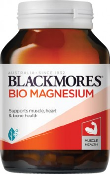 Blackmores-Bio-Magnesium-100-Capsules on sale
