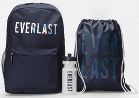Everlast-3-Piece-Backpack-Blue on sale