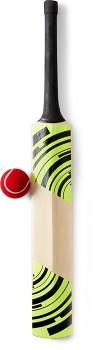 Wooden-Cricket-Bat-and-Ball-Set-Size-4 on sale