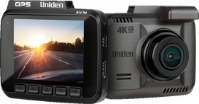 Uniden-Ultra-HD-4K-Wi-Fi-GPS-Dash-Cam on sale
