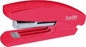 Bantex-Stapler-Fruits-No.10-Red on sale