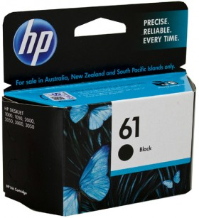 HP-61-Black-Ink on sale