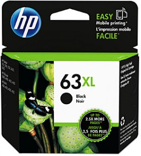 HP-63XL-Black-Ink on sale