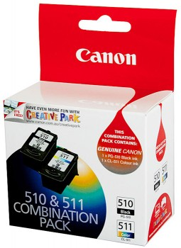 Canon-510-CL511-Twin-Ink on sale