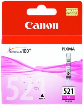 Canon-CLI521-Colour-Ink-Magenta on sale