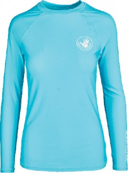 Body-Glove-Womens-Long-Sleeve-Rash-Vest on sale