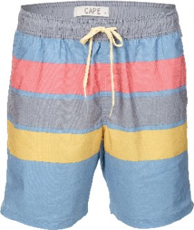 Cape-Mens-Printed-Volley-Shorts-Sunnyboy on sale