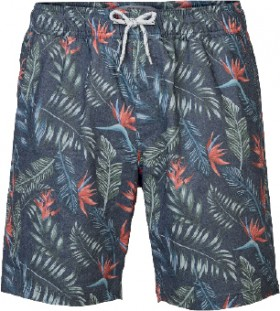 Cape-Mens-Printed-Volley-Shorts-Bird-O on sale
