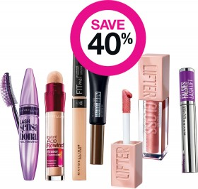 Save-40-on-Entire-Maybelline-New-York on sale