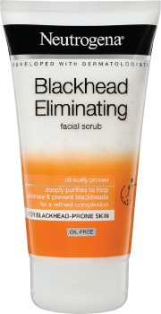 Neutrogena-Blackhead-Eliminating-Facial-Scrub-150mL on sale