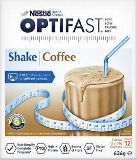 Optifast-VLCD-Shake-Coffee-Flavour-12-Pack on sale