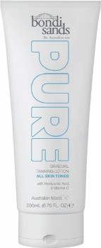NEW-Bondi-Sands-Pure-Gradual-Tanning-Lotion-200mL on sale