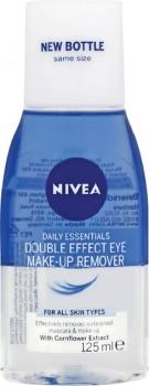 Nivea-Double-Effect-Waterproof-Eye-Make-Up-remover-125mL on sale