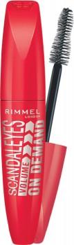 Rimmel-London-ScandalEyes-Volume-on-Demand-Mascara-7mL on sale