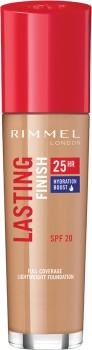 Rimmel-London-Lasting-Finish-25HR-Foundation-30mL on sale