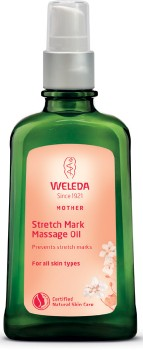 Weleda-Stretch-Mark-Massage-Oil-100mL on sale