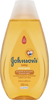 Johnsons-Baby-Shampoo-200mL on sale