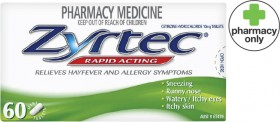 Zyrtec-60-Tablets on sale