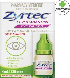 Zyrtec-Allergy-Eye-Drop-4mL on sale