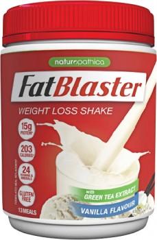 Fat-Blaster-Weight-Loss-Shake-Vanilla-Ice-Cream-Flavour-430g on sale