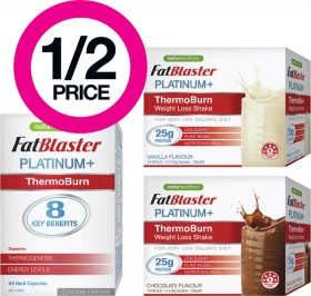 12-Price-on-Fatblaster-Platinum-Range on sale