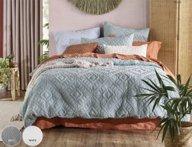 Koo-Aggie-Quilted-Quilt-Cover-Set on sale