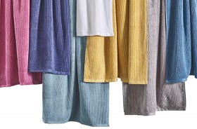 Brampton-House-Rib-Zero-Twist-Towel-Range on sale