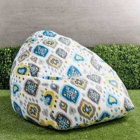 40-off-Ikat-Outdoor-Bean-Bag on sale