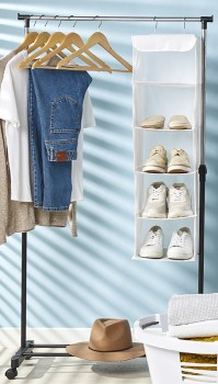 40-off-Garment-Rack-with-Wheels on sale