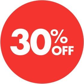 30-off-Glassware on sale
