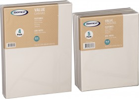 Semco-Value-Canvas-Packs on sale
