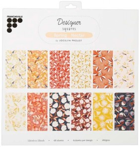 25-off-Francheville-Joceyln-Proust-Spring-Nectar-Paper-Pad-12x12 on sale