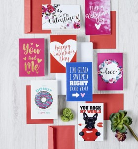 Valentines-Day-Cards on sale