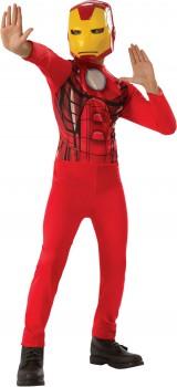 Marvel-Ironman-Costume on sale