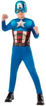 Marvel-Captain-America-Costume on sale