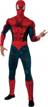 30-off-Marvel-Spiderman-Deluxe-Costume on sale