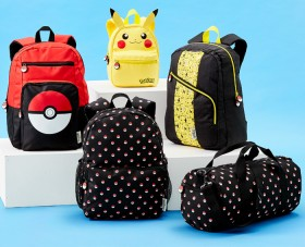 NEW-Pokmon-Licensed-Bags on sale