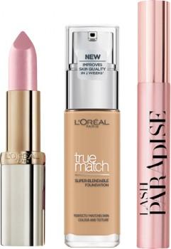 40-off-LOreal-Paris-Cosmetics-Range on sale