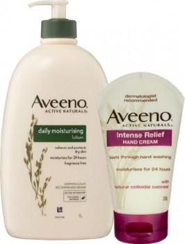 30-off-Aveeno-Skincare-Range on sale