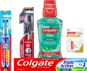 Colgate-Selected-Range on sale