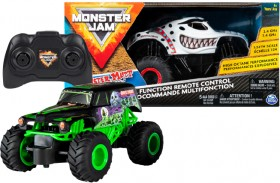 Monster-Jam-Remote-Control-124-Scale-Monster-Truck on sale