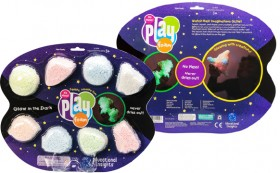 NEW-Play-Foam-8-Pack-Glow-in-the-Dark on sale