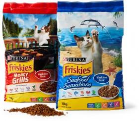 Friskies-Meaty-Grills-or-Seafood-Sensations-Dry-Cat-Food-Varieties-10kg on sale
